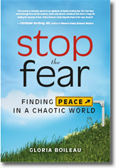 Stop The Fear - Book Cover